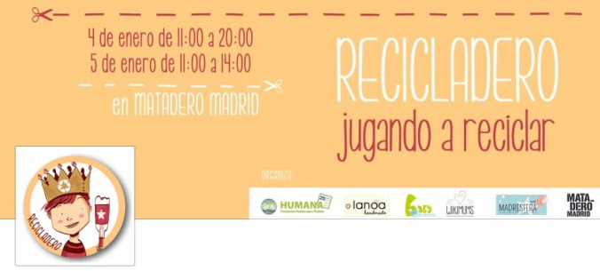 CARTEL RECICLADERO HUMANA BLOG