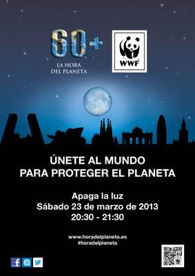 HUMANA LA HORA DEL PLANETA WWF LOW