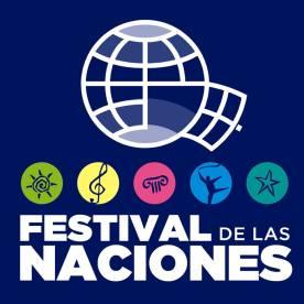 festival de las naciones logo