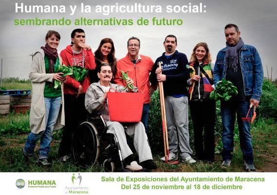 Humana Exposición Maracena