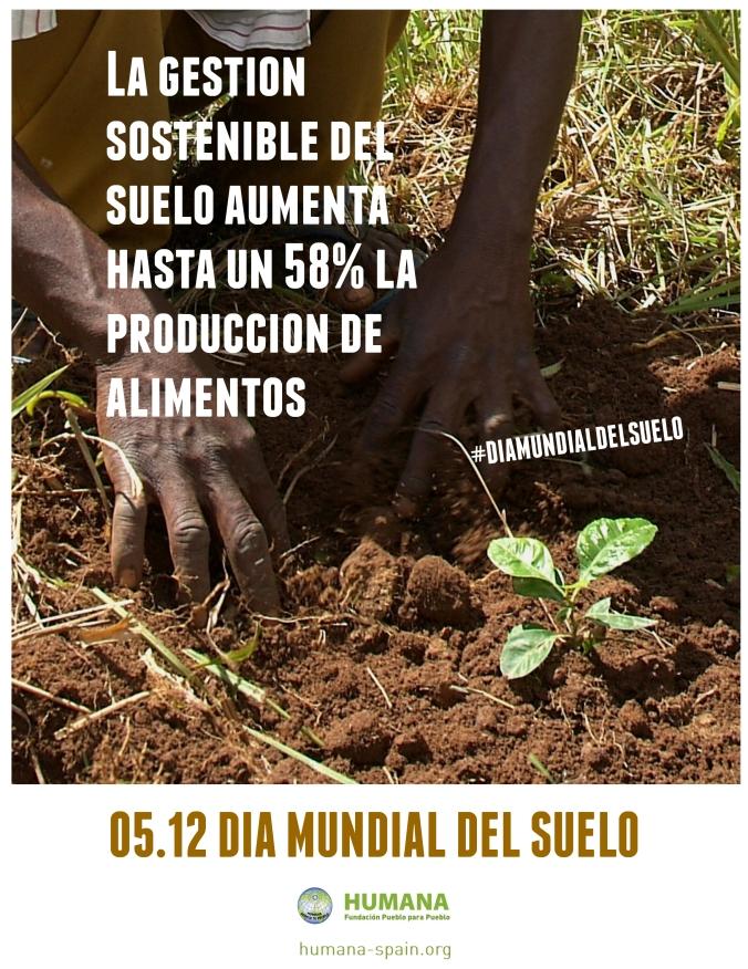 HUMANA_DIA MUNDIAL DEL SUELO_FAO