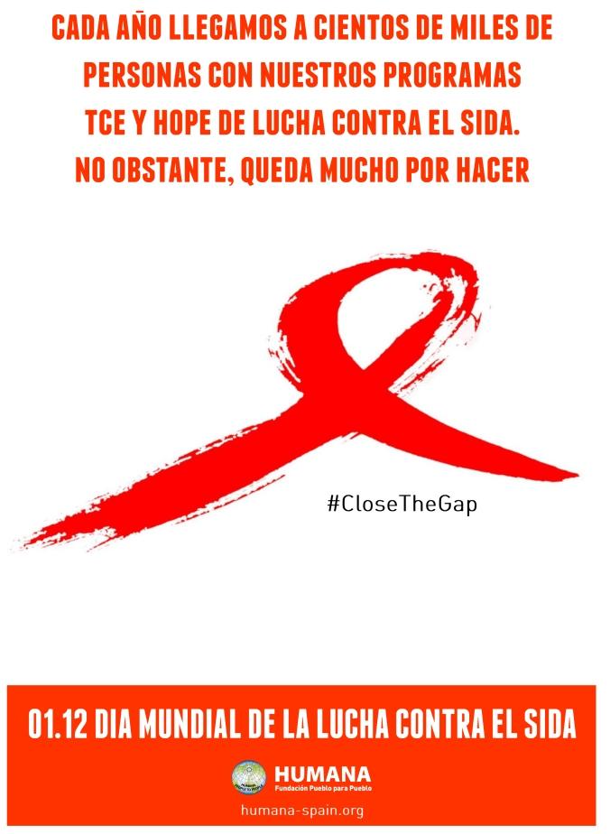 Humana Día Mundial del SIDA