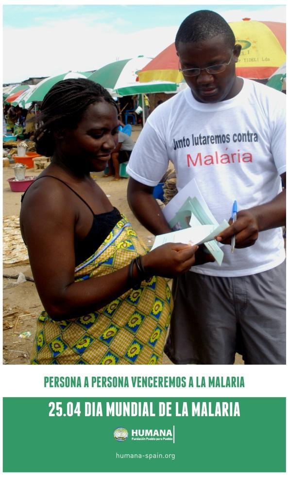 HUMANA_DIA MUNDIAL MALARIA_COOPERACION