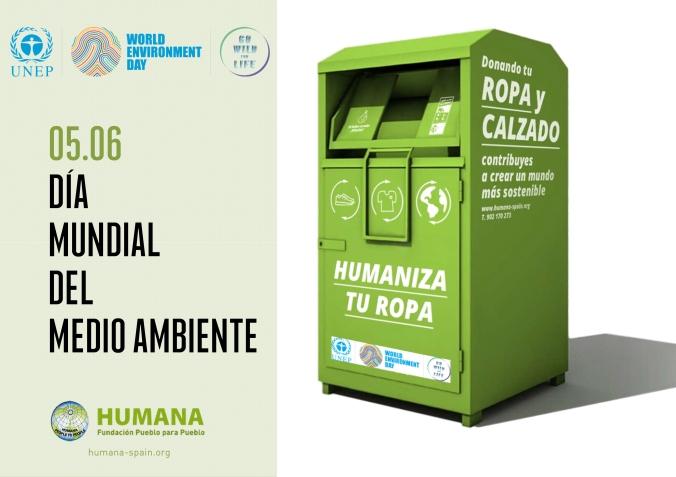 HUMANA_DIA MUNDIAL MEDIO AMBIENTE