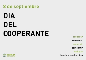 HUMANA_DIA DEL COOPERANTE