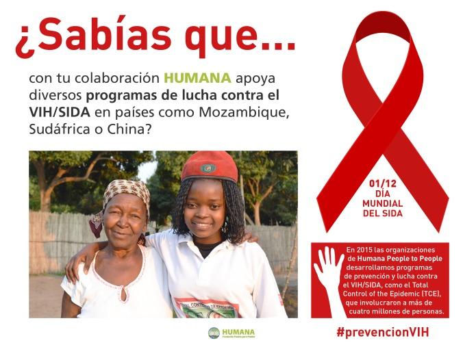 HUMANA_DIA MUNDIAL SIDA