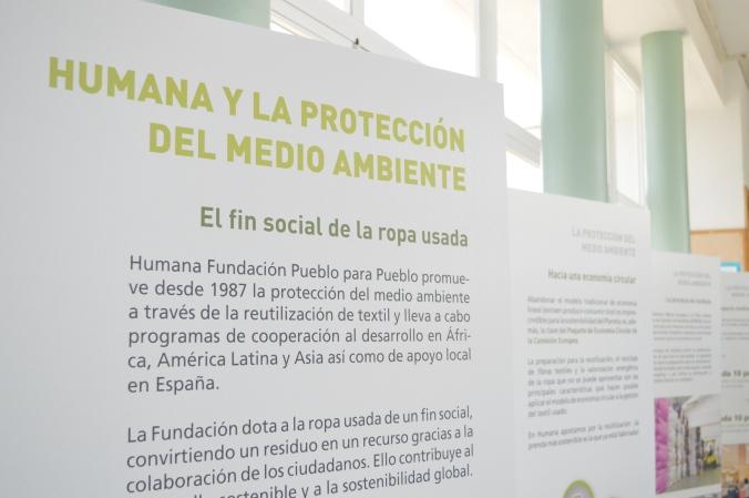 HUMANA_UNI HUELVA_EXPO MEDIO AMBIENTE
